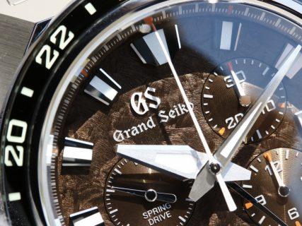 グランドセイコー 話題の2019年新作モデルがついに登場 SBGC231