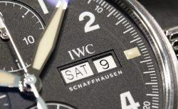 IWC 2019年新作モデル パイロット・ウォッチ・クロノグラフ・スピットファイア IW387901