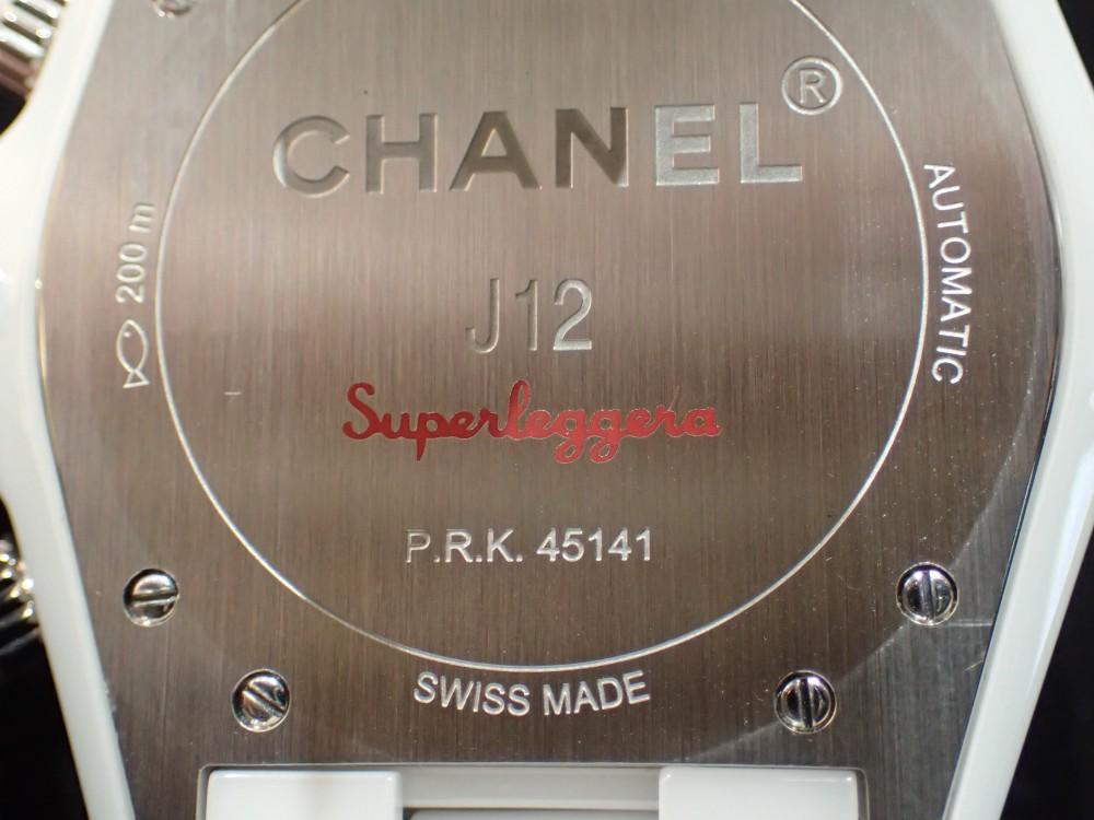 時計が映える季節J12 スーパーレッジェーラで腕元をスポーティ&爽やかに-CHANEL -P5101116