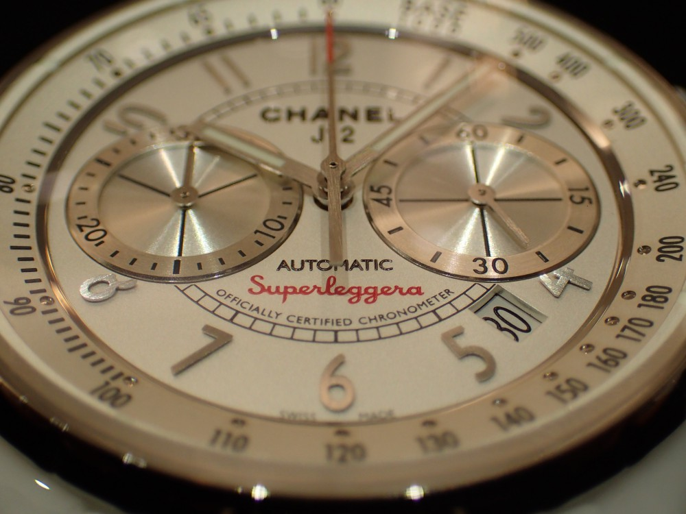 時計が映える季節J12 スーパーレッジェーラで腕元をスポーティ&爽やかに-CHANEL -P5101118