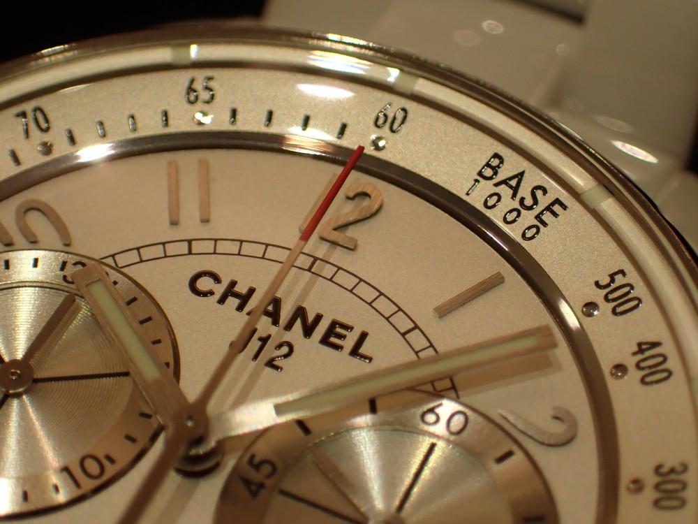 時計が映える季節J12 スーパーレッジェーラで腕元をスポーティ&爽やかに-CHANEL -P5101121