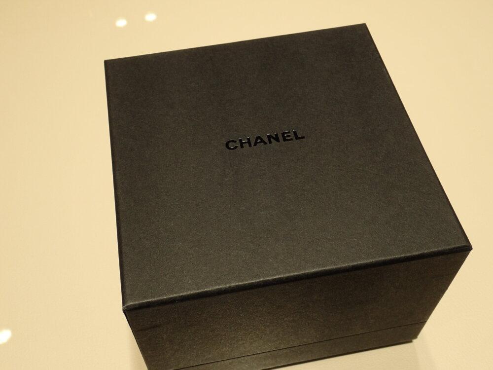 シャネル J12を買ってみたらこんな豪華なセット内容だった。-CHANEL -P5310101