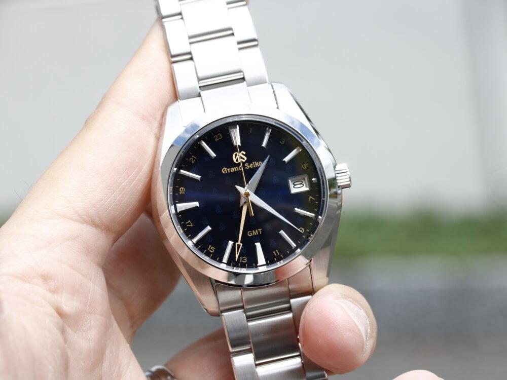 グランドセイコー2019年新作モデル 時計業界に革新を起こしたクォーツモデルの誕生から50年 SBGN009-Grand Seiko -MG_0781