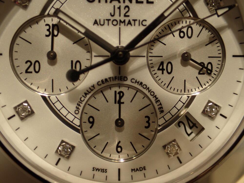夏の時計と言えばこれ!シャネル J12 クロノグラフで決まり!-CHANEL -P5310112