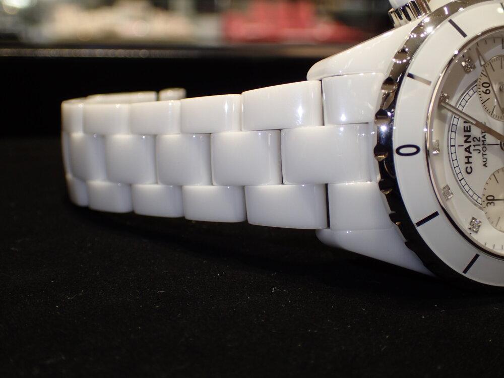 夏の時計と言えばこれ!シャネル J12 クロノグラフで決まり!-CHANEL -P6030150