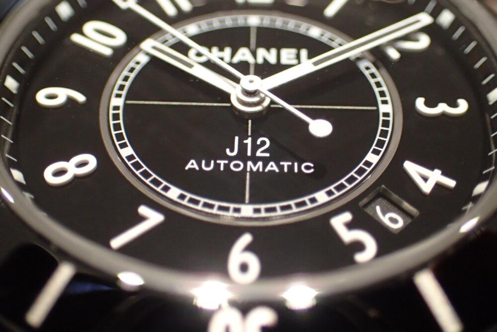 バーゼルワールド大反響のシャネル2019年新作 NEW J12入荷しました!-CHANEL -P6060177