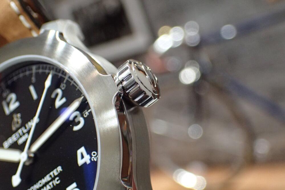 ブライトリング新作 アビエーター スーパー8 B20 オートマチック46入荷しました!-BREITLING -P6140265
