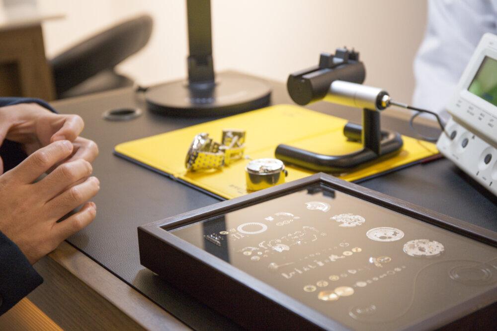 ブライトリングのメンテナンス・アドバイス…今年も行います!-BREITLING メンテナンス -S9A0359