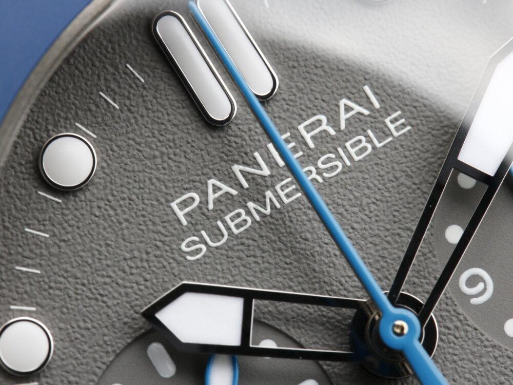 パネライ 2019年新作モデル サブマーシブル クロノ ギヨーム・ネリー エディション-PANERAI -MG_1008