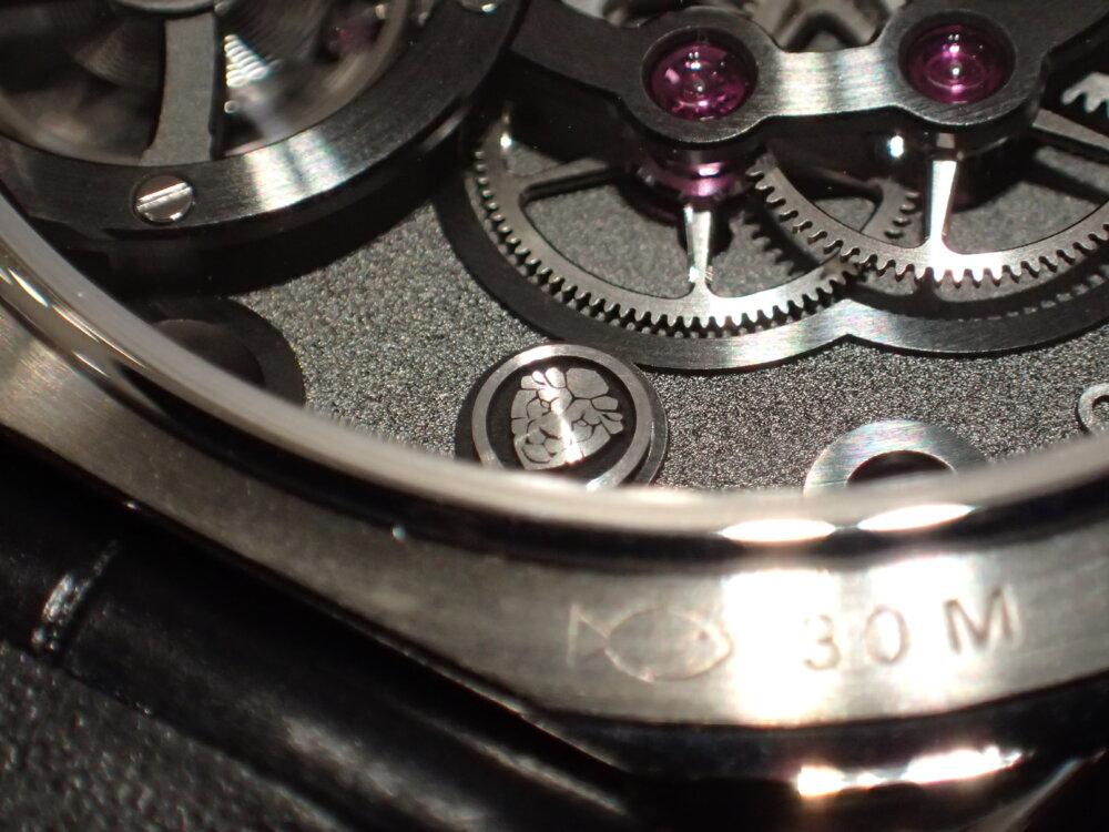 シャネル生産終了モデルをご覧頂けます ムッシュー ドゥ シャネル-CHANEL -P7160697