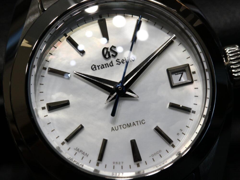 グランドセイコー待望のレディースメカニカルモデル-Grand Seiko -MG_1112