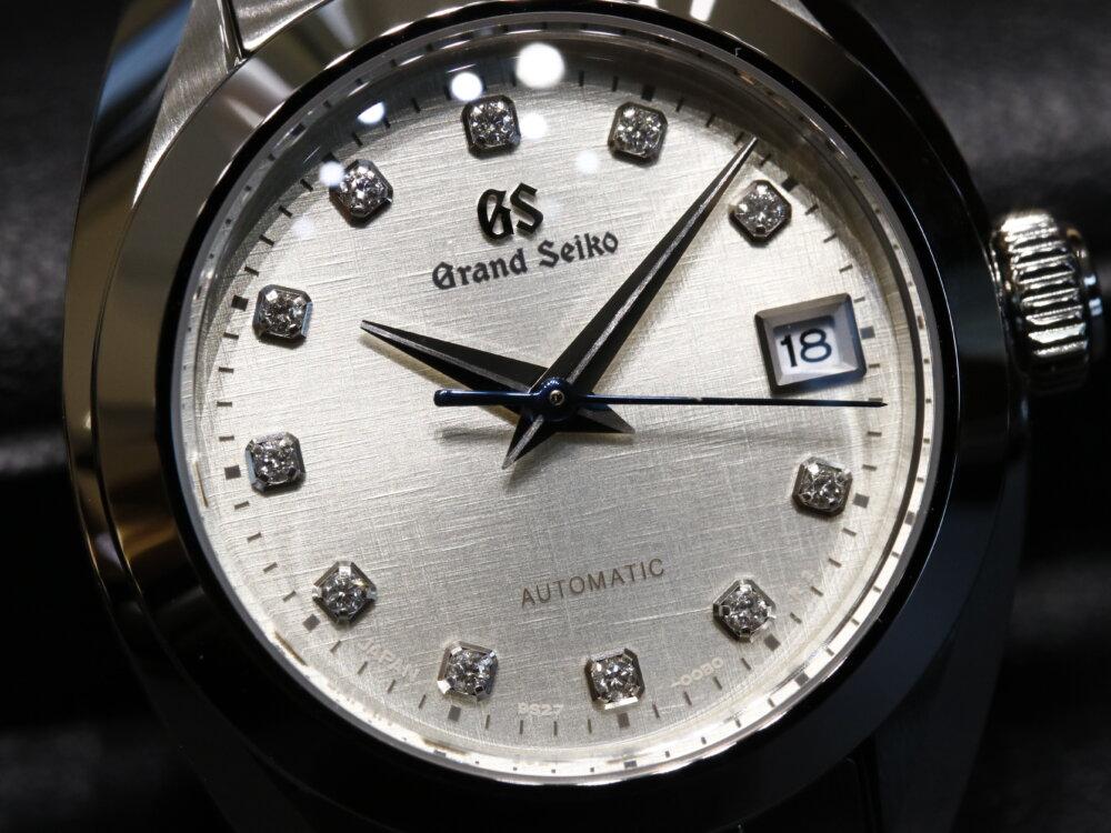 グランドセイコー待望のレディースメカニカルモデル-Grand Seiko -MG_1113