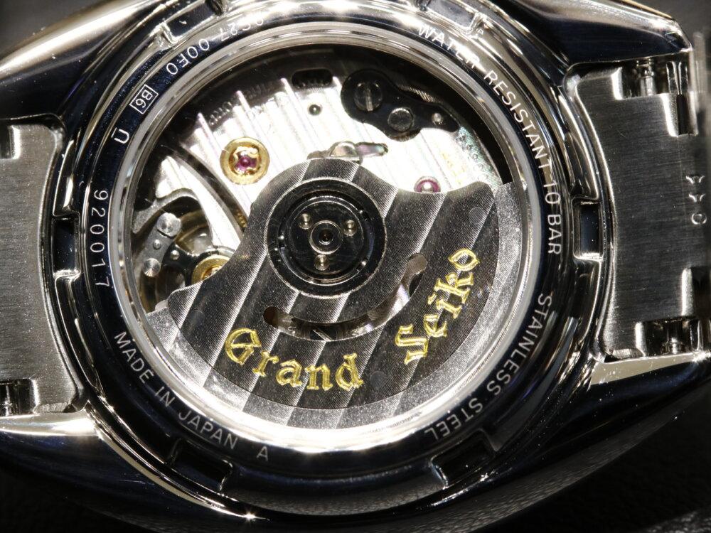 グランドセイコー待望のレディースメカニカルモデル-Grand Seiko -MG_1115
