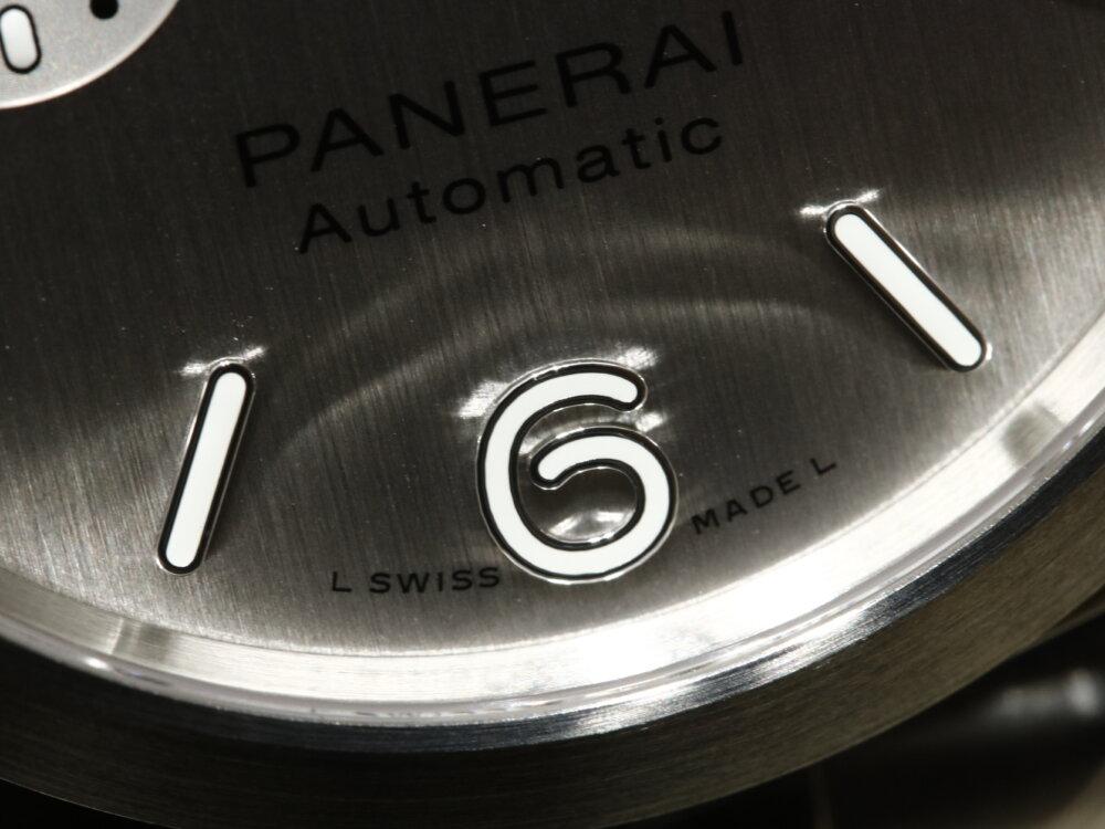 パネライ 手軽に大きく印象を変えることができるストラップ変更がオススメ-PANERAI -MG_1141