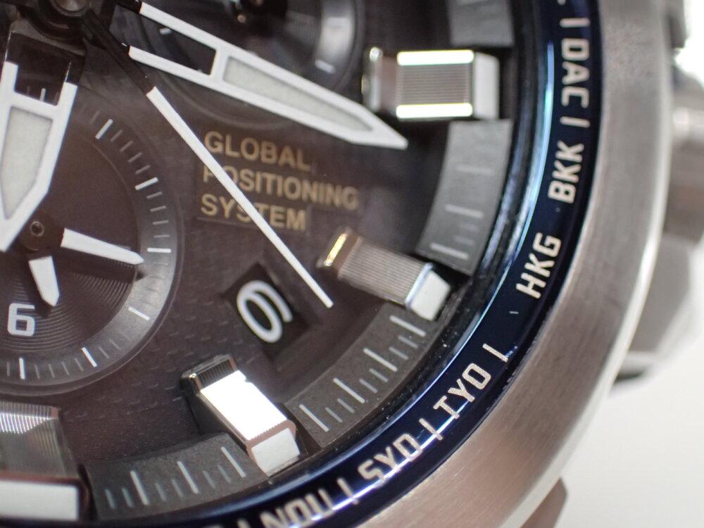 電波時計の時刻が合わない~其の㊀~-G-SHOCK メンテナンス -P8060186