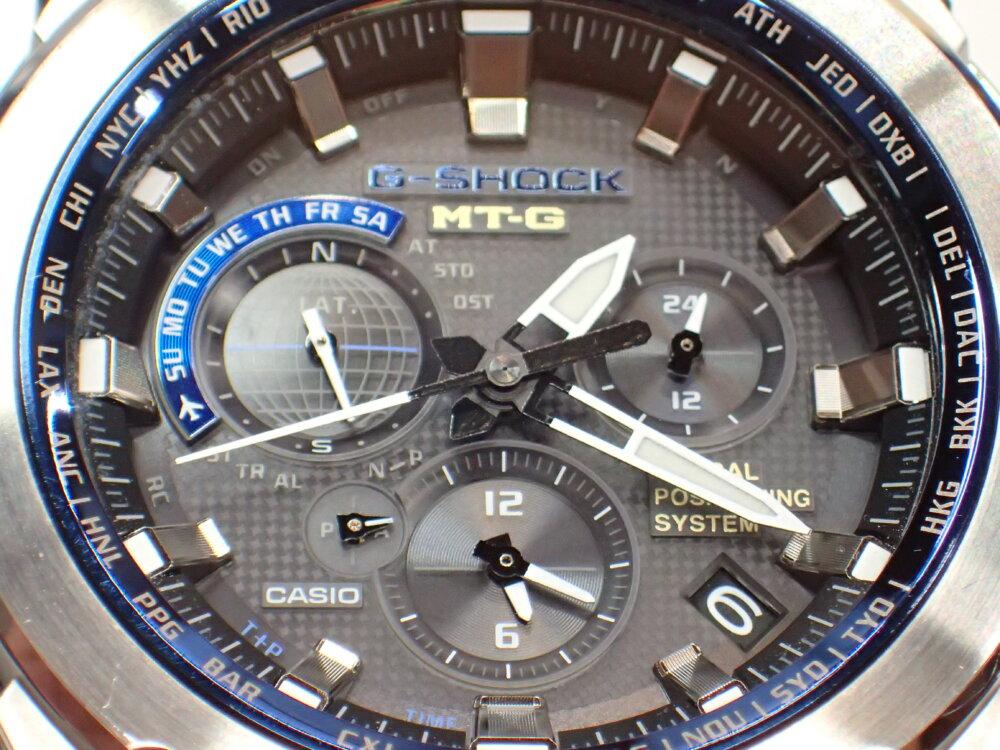 電波時計の時刻が合わない~其の㊀~-G-SHOCK メンテナンス -P8060188