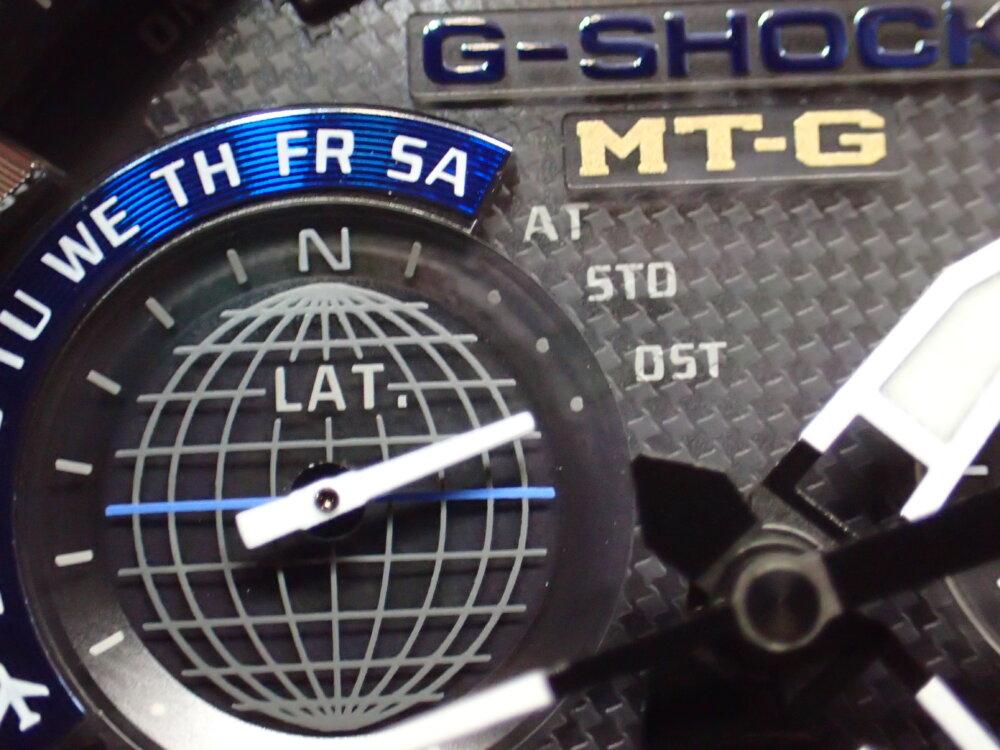 電波時計の時刻が合わない~其の㊀~-G-SHOCK メンテナンス -P8060189
