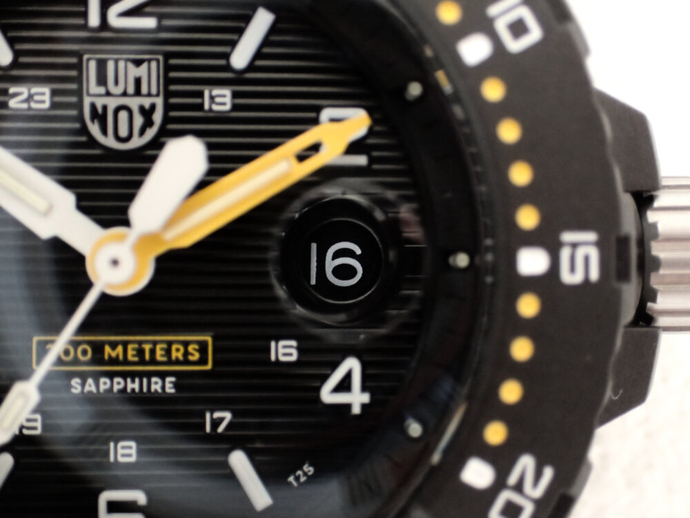 さらなる視認性を追求した新定番「ルミノックス3600シリーズ」-Luminox -P8160291