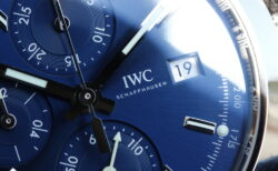 IWC 高いコストパフォーマンスを誇る自社製ムーブメント搭載モデル インヂュニア・クロノグラフ