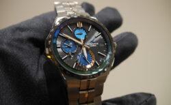 ブルーのグラデーションが美しいオシアナス15thアニバーサリーモデル