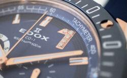 限られたお店だけのエドックス特別限定モデル「クロノオフショア1 AJHH 限定モデル」