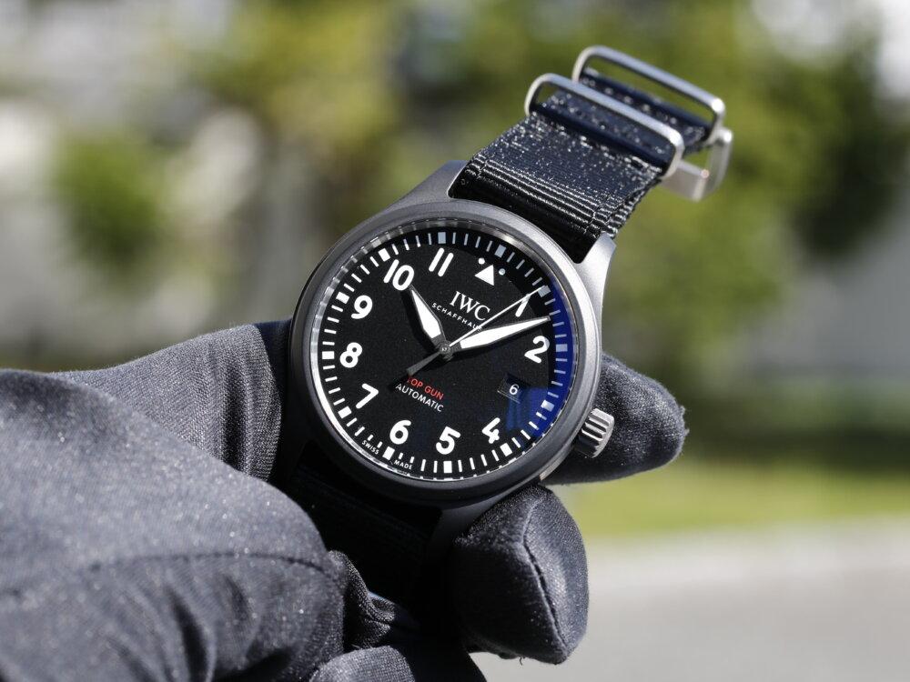 IWC パイロット・ウォッチ・オートマティック トップ ガン IW326901