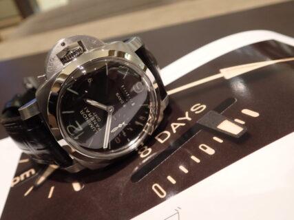 初めての機械式時計をお選びの方にも安心!昔からのパネライが詰まったPAM00233