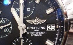ブライトリング2019年新作 アベンジャークロノグラフ43が待望の入荷!