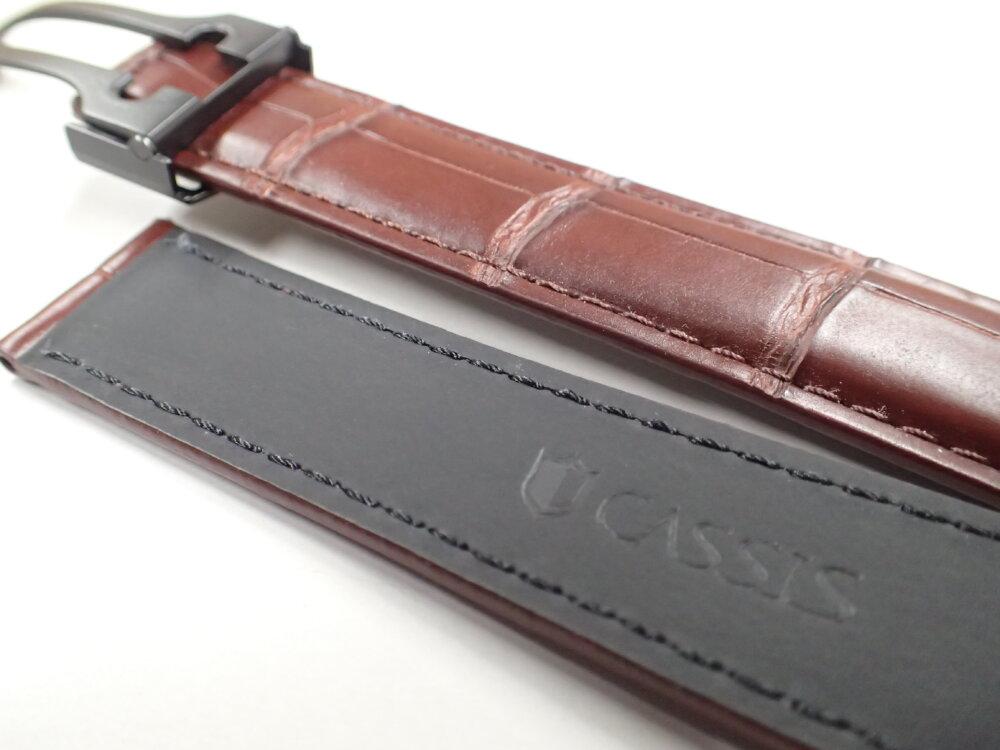 【タグホイヤー×カシス】純正バックルを使用し、時計をカスタム!-メンテナンス -PB120241