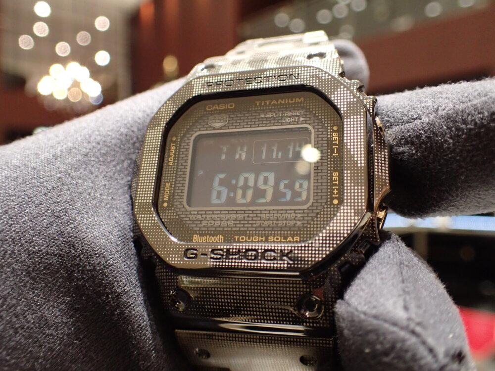 G-SHOCK 本日発売!GMW-B5000TCM&MTG-B1000DCM入荷致しました!-G-SHOCK -PB141647