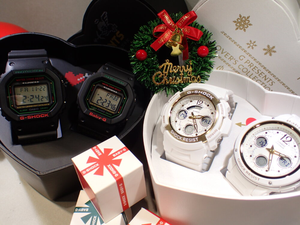 G-SHOCK ピカチュウコラボモデル再入荷しました!クリスマスプレゼントにおススメ☆BGD-560PKC-1JR-G-SHOCK -PB221891