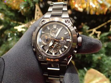 G-SHOCK MR-G奇跡の再入荷!長嶋茂雄モデルが店頭で手に取ってご覧頂けます!MRG-B1000NS