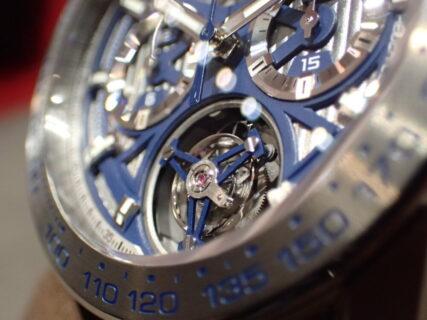 """""""超""""高級時計の代表的な複雑機構トゥールビヨンは「鑑賞する時代」から「使う時代」へ!"""