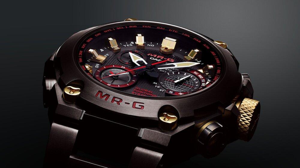 MR-Gの人気モデル MRG-G1000B-1A4JR 「赤備え」-G-SHOCK -gallery3_l