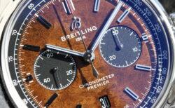 高級車のような風格と品を兼ね備えた腕時計 数量限定のプレミエ センテナリーエディション