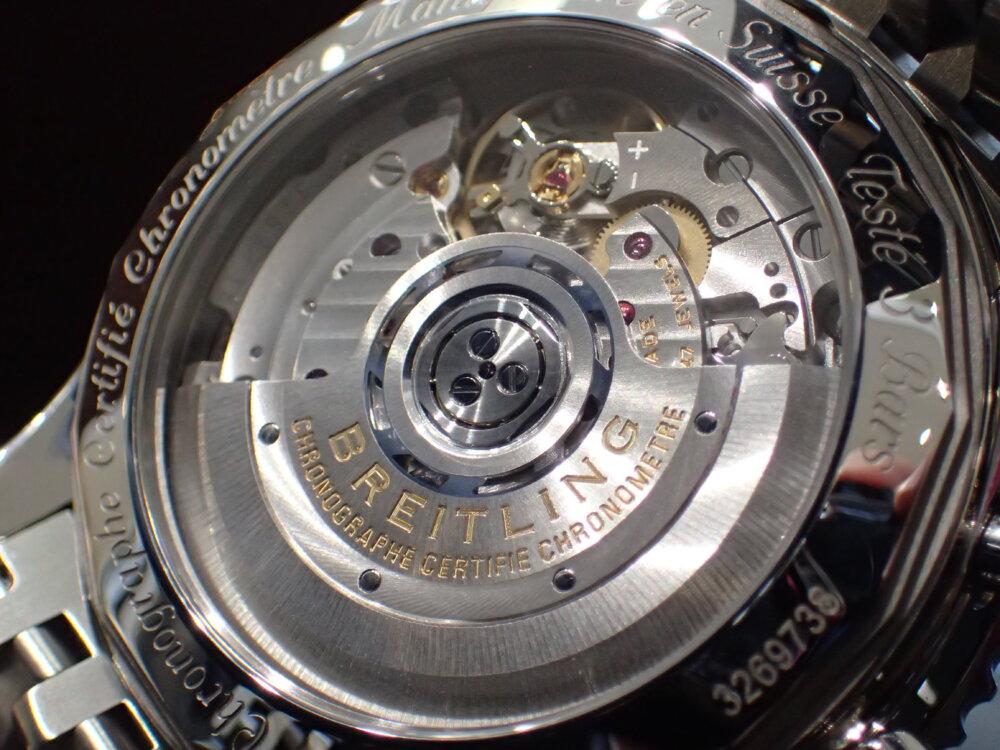 ブライトリング 最後のウイングロゴ再入荷!ナビタイマーB01スペシャルエディション-BREITLING -P2094489