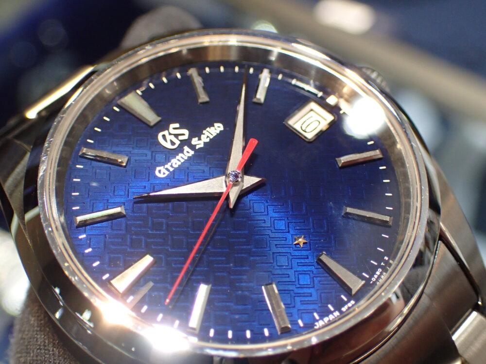 発売前モデルが見れる?グランドセイコー60周年記念4モデル集結!-Grand Seiko -P2184780