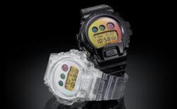 G-SHOCK 6900シリーズ 25周年記念モデル DW-6900SP 発売!