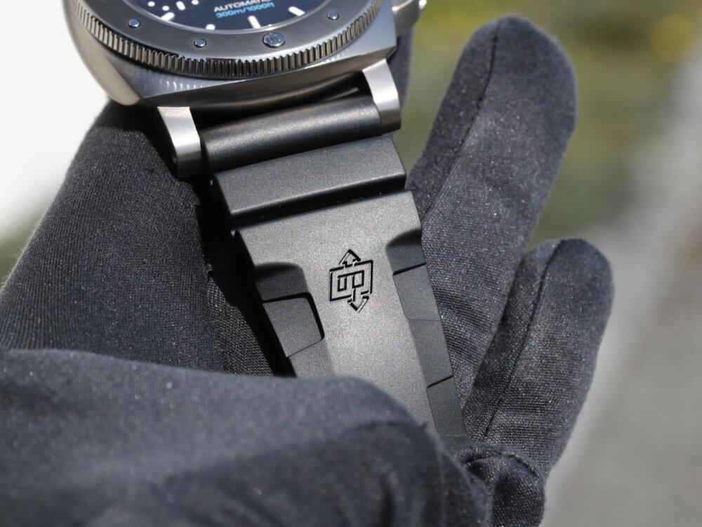腕時計の大敵『磁気』への耐性をもつダイバーウォッチ サブマーシブル1950 アマグネティック PAM01389-PANERAI -MG_2819
