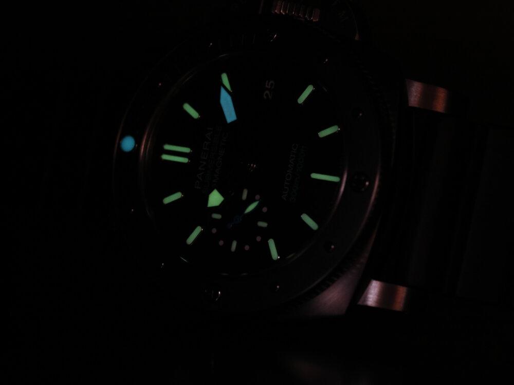腕時計の大敵『磁気』への耐性をもつダイバーウォッチ サブマーシブル1950 アマグネティック PAM01389-PANERAI -MG_2828