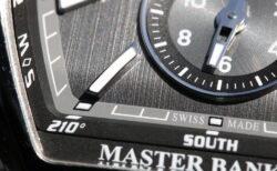 世界を股にかけるビジネスマンの必須アイテム 3ヶ国もの時刻を表示可能なヴァンガード マスターバンカー