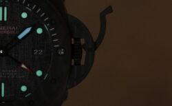 本日よりパネライコレクション開催 フェア初日に早速新作モデルが初入荷 PAM01039