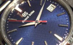 グランドセイコー60周年記念限定モデル「SBGP007」がまさかの追加入荷!