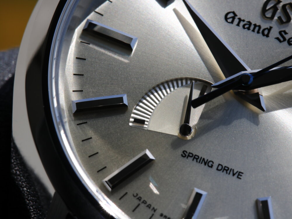 グランドセイコー 高精度だけじゃない シンプルなデザインにも魅力が満載 SBGA373-Grand Seiko -MG_3063