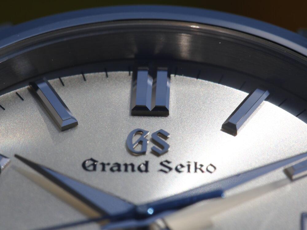 グランドセイコー 高精度だけじゃない シンプルなデザインにも魅力が満載 SBGA373-Grand Seiko -MG_3064