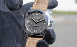 パネライ 機械式時計の駆動時間とはどれぐらい??PAM00533