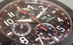 エドックス ブラック×ピンクゴールドがかっこいい 新作クロノオフショア1