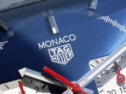 タグ・ホイヤー 50年以上の歴史を誇るモナコの最新モデル