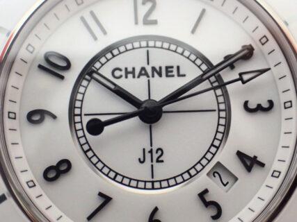 シャネルの時計が止まった?それって電池交換?