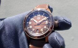 仕事の相棒にクラシカルな時計いかがですか?タグホイヤー オータヴィア